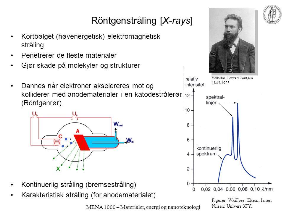 Röntgenstråling [X-rays]